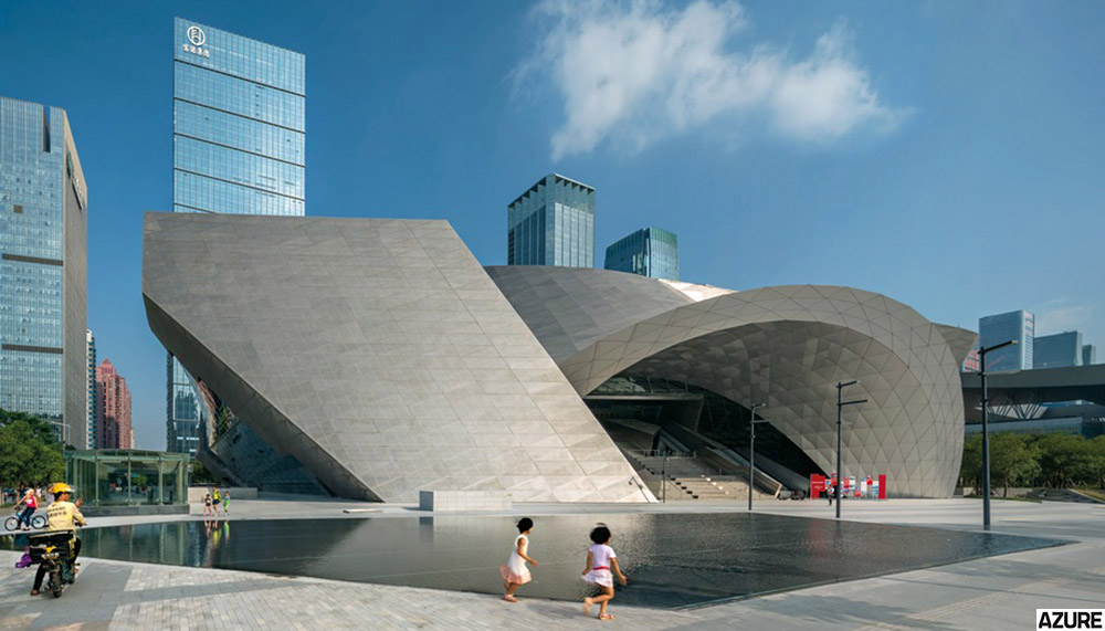 Coop Himmelb(l)au Completes the Museum of Contemporary Art & Planning Exhibition