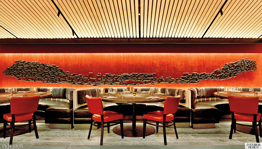 Rockwell Group Designs a Winning Second Act for Nobu Downtown in NYC
