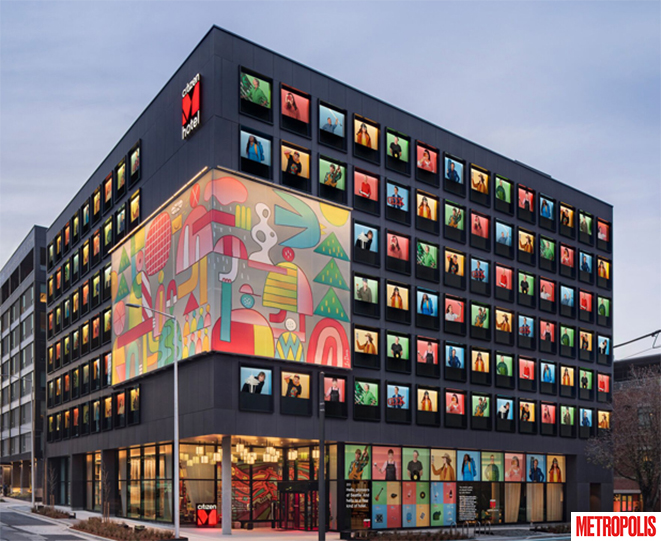 citizenM's Newest Location in Seattle Offers a Glimpse of the Post-COVID Hotel Experience