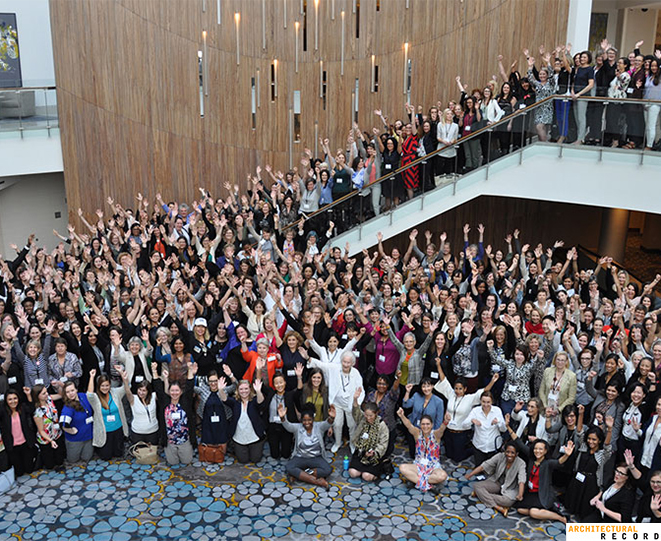 AIA Women's Leadership Summit Promotes Equity, Diversity, and Inclusion