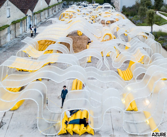 The Hottest Summer Pavilions of 2017