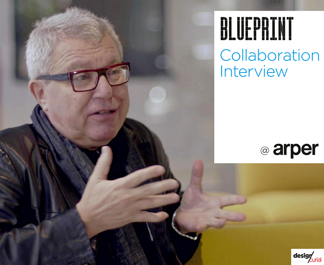 'One thing you cannot do alone is build a building': Exclusive Blueprint Interview with Daniel Libeskind
