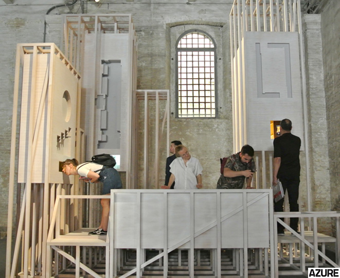 Highlights of the Arsenale at the 2018 Venice Biennale