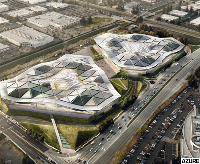 The Silicon Valley Architecture Boom: 3 New HQs